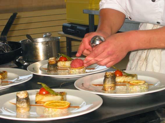 Bac pro cuisine lyc e des m tiers condorcet arcachon - Bac pro cuisine alternance ...